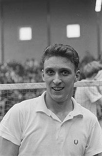 Henning Borch Badminton player