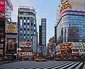 Intersection in Kabukichō, Shinjuku, Tokyo dllu.jpg