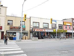 Oakwood station (Toronto) - Wikipedia