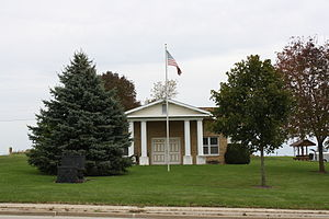 National Register of Historic Places listings in Iowa County, Wisconsin - Iowa County Historical Society building in Dodgeville