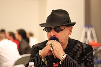 Ira Steven Behr - Pictured at San Diego Comicon 2011