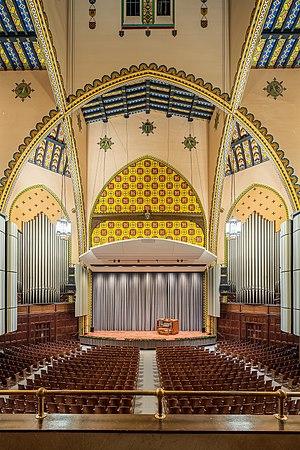 Irvine Auditorium - Irvine Auditorium, University of Pennsylvania
