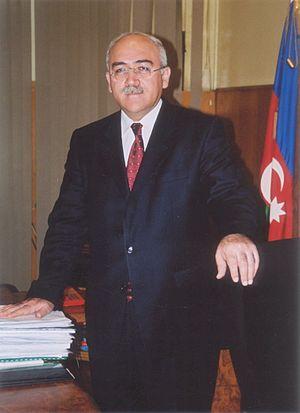 President of Azerbaijan - Image: Isa Gambar