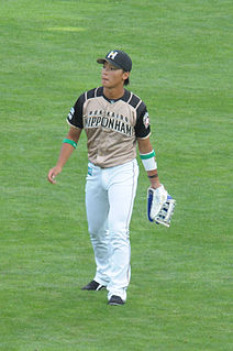 Japanese baseball player