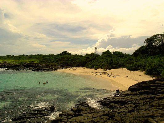 Isla Iguana Wildlife Refuge