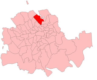 Islington East (UK Parliament constituency)