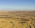 Israel-2013-Aerial 02-Negev-Makhtesh Ramon.jpg
