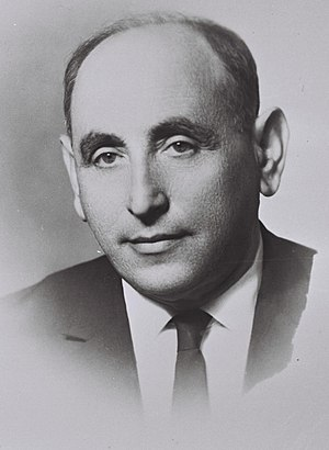 Harel, Isser (1912-2003)