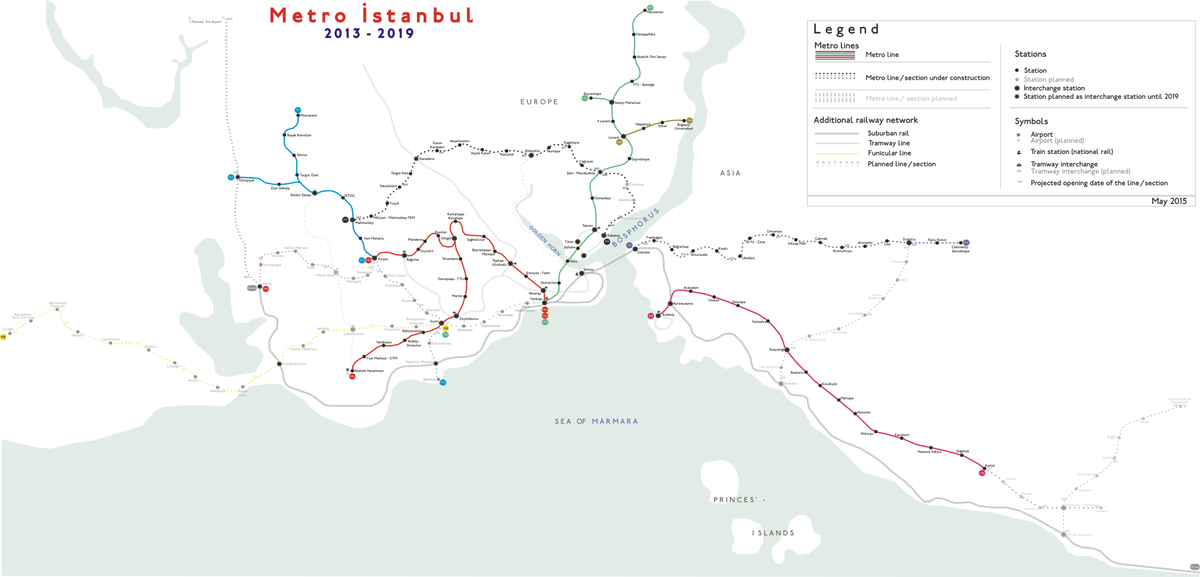 List of Istanbul Metro stations - Wikipedia