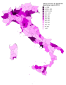 Italian provinces by population density, 2011.png
