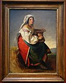 Italian woman (drawing) by T.Neff (1836, GTG) FRAME.jpg