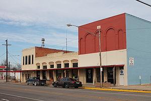 Itasca, Texas - Image: Itasca, Texas