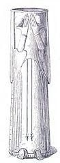 Γυναικείο ειδώλιο από τη Φοινίκη (Μουσείο του Λούβρου)