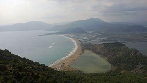 İztuzu Beach - Iztuzu beach
