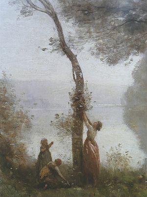 Souvenir de Mortefontaine - Souvenir de Mortefontaine (detail)