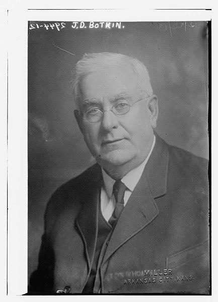Jeremiah Dunjam Botkin