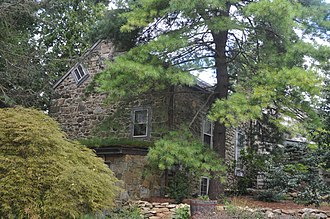 National Register of Historic Places listings in Hunterdon County, New Jersey - Image: J. K. APGAR FARMHOUSE; CALIFON; HUNTERDON COUNTY