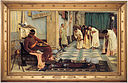 J. W. Waterhouse - The favourites of the Emperor Honorius - Google Art Project.jpg