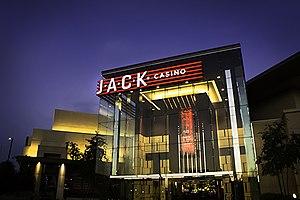 Jack Cincinnati Casino - Image: JACK Cincinnati Casio 2017