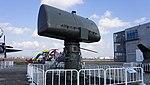 JASDF Nike-J acquisition radar at Hamamatsu Air Base Publication Center November 24, 2014 04.jpg