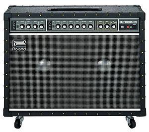 Gitarrenverstärker JC 120
