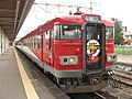 JNR 455 series running JR East temporary train.JPG