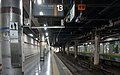 JR Ueno Station Platform 13.jpg