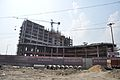 JW Marriott Hotel Under Construction - Eastern Metropolitan Bypass - Kolkata 2013-04-02 7693.JPG