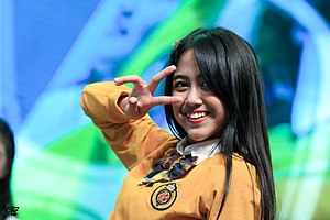 J and T Team JKT48 Honda GIIAS 2016 IMG 3640 (28893662370).jpg