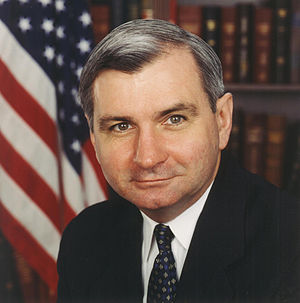 United States Senate election in Rhode Island, 1996 - Image: Jack Reed official portrait