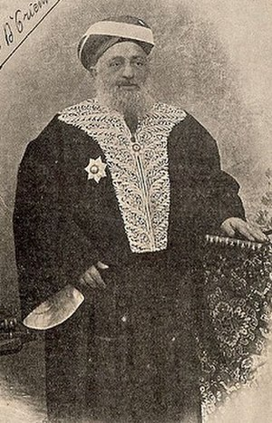 Yaakov Meir - Meir as Chief Rabbi of Salonika