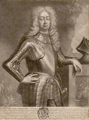 James Butler, 2nd Duke of Ormonde - James Butler circa 1725-1730