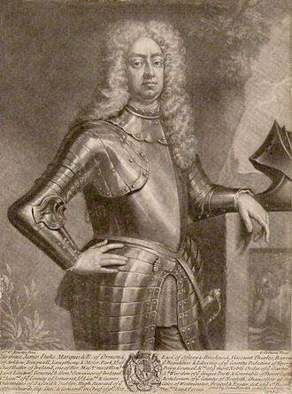 James Butler, 2nd Duke of Ormonde - James Butler circa 1725-1730