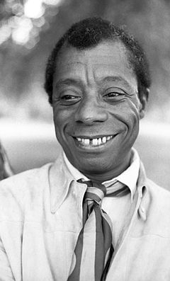 James Baldwin 1969.