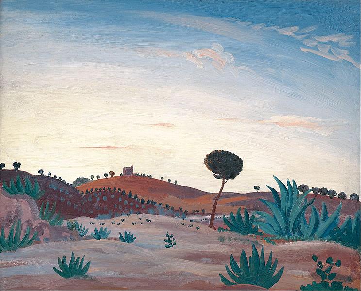 File:James D. Innes - Spanish landscape - Google Art Project.jpg