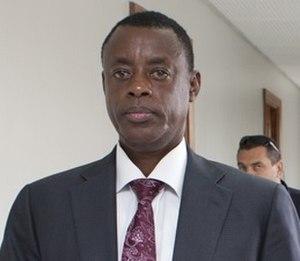 James Kabarebe - Image: James Kabarebe