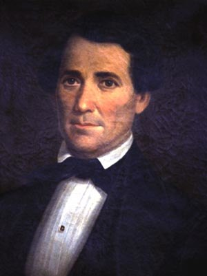 Lieutenant Governor of Louisiana - Image: James Madison Wells