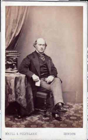 James Talbot, 4th Baron Talbot of Malahide - Lord Talbot of Malahide