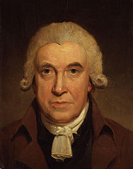 James Watt pędzla Henry Howarda