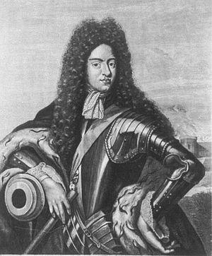 John George IV, Elector of Saxony - Image: Jan Jerzy IV 4