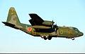 Japan Air Self-Defence Force Lockheed C-130H Hercules (L-382) on final approach at Iruma.jpg