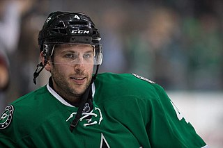 Jason Demers Canadian ice hockey defenceman