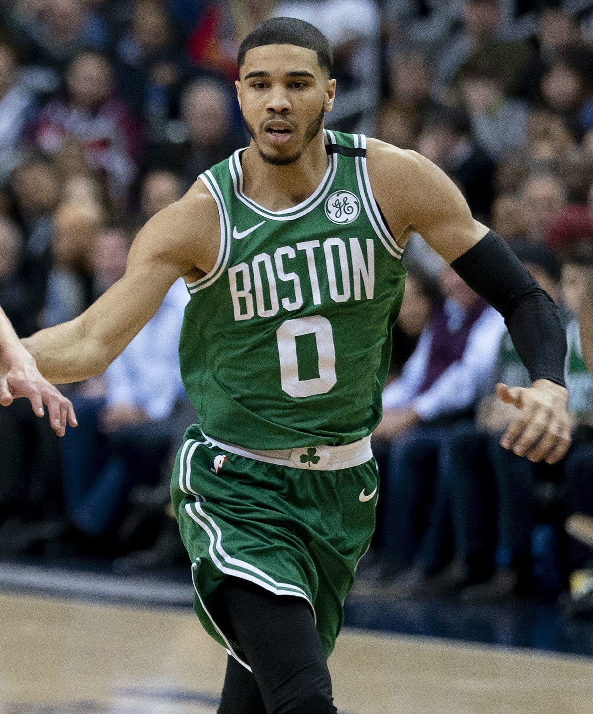 Boston Celtics Players 2018 >> Jayson Tatum — Wikipédia