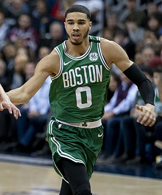 2017 NBA draft - Jayson Tatum was selected third by the Boston Celtics via the Philadelphia 76ers and Sacramento Kings.