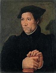 Portrait de Jean Bouvyer