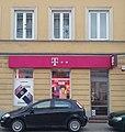 Jeden z salonów niemieckiej sieci komórkowej T-Mobile w 60-tysiecznym Tomaszowie Mazowieckim.jpg