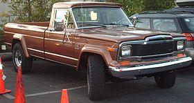 Jeep Gladiator - Wikipedia
