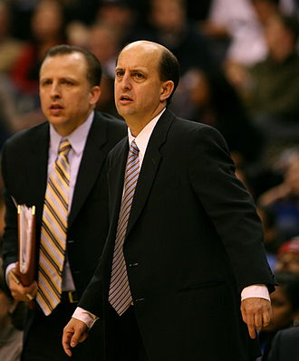 2000 NBA All-Star Game - Image: Jeff Van Gundy