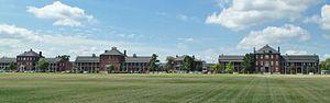 Jefferson Barracks Military Post - Image: Jefferson Barracks