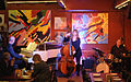 Jennifer Leitham Trio at Cafe 322, 7 March 2012 (6817616548).jpg